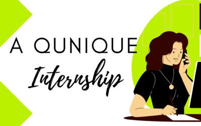 A QUNIQUE Internship