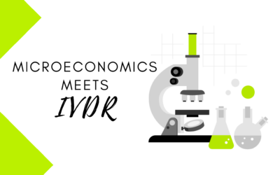Microeconomics meets IVDR