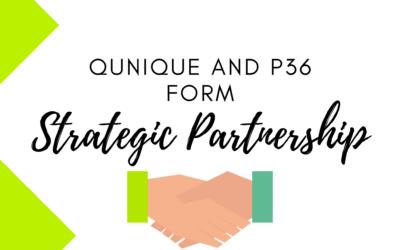 QUNIQUE and p36 form Strategic Partnership