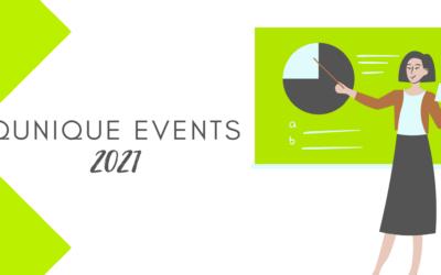 QUNIQUE Events 2021
