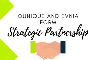 QUNIQUE and Evnia form Strategic Partnership