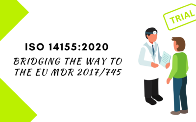 ISO 14155:2020 – Bridging the way to the EU MDR 2017/745