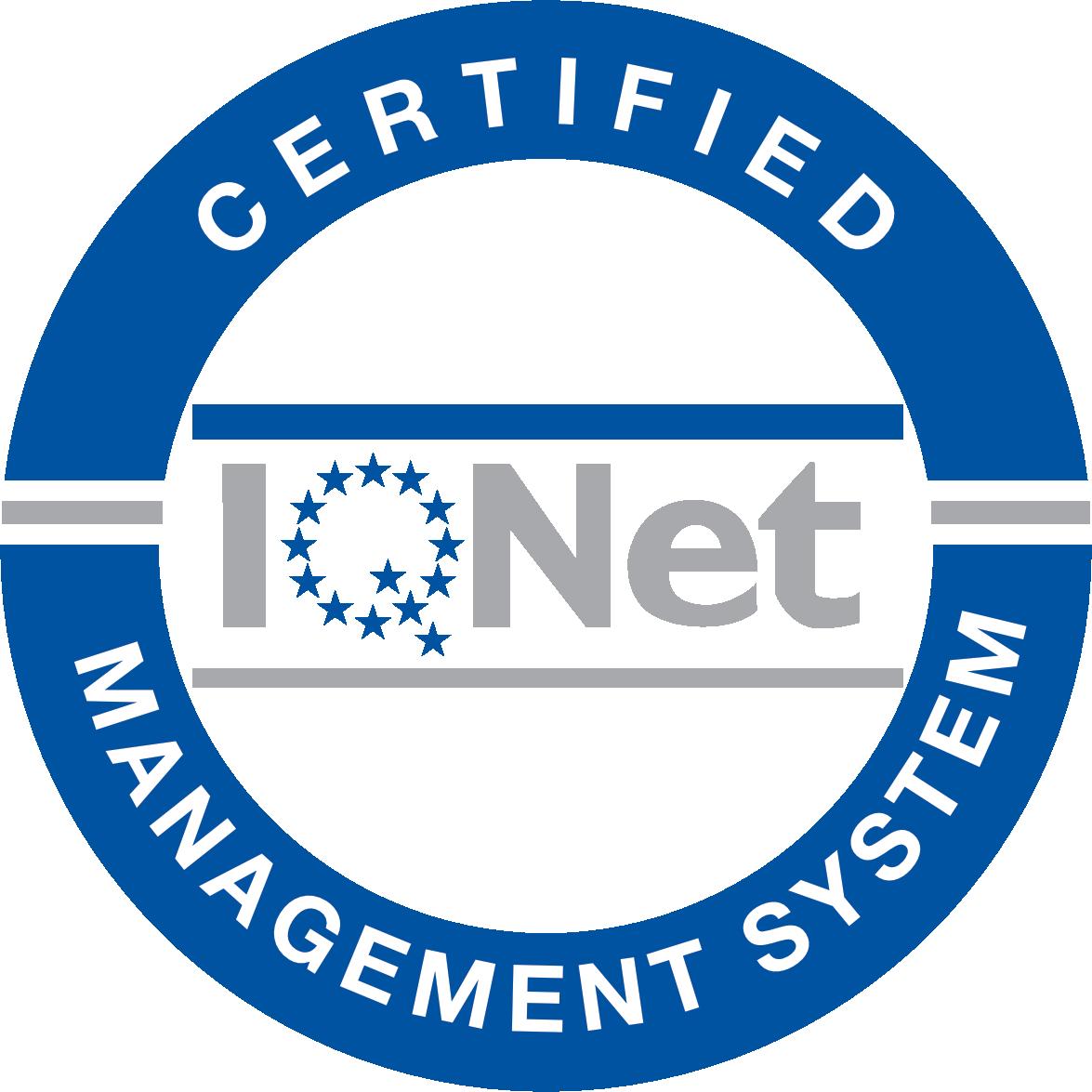IQ Net Certified Management System